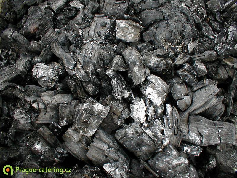 Dřevěné uhlí