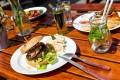 Hambruger | Grilování Praha | Restaurace Bobová dráha
