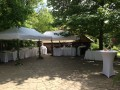 Svatební raut na zahradě | Prague catering