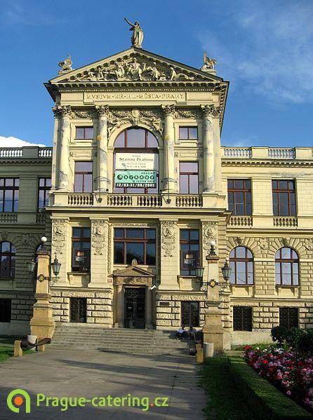 Muzea jako prostor pro catering